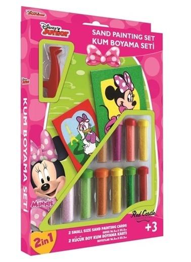 Minnie Mouse Oyun Set Renkli